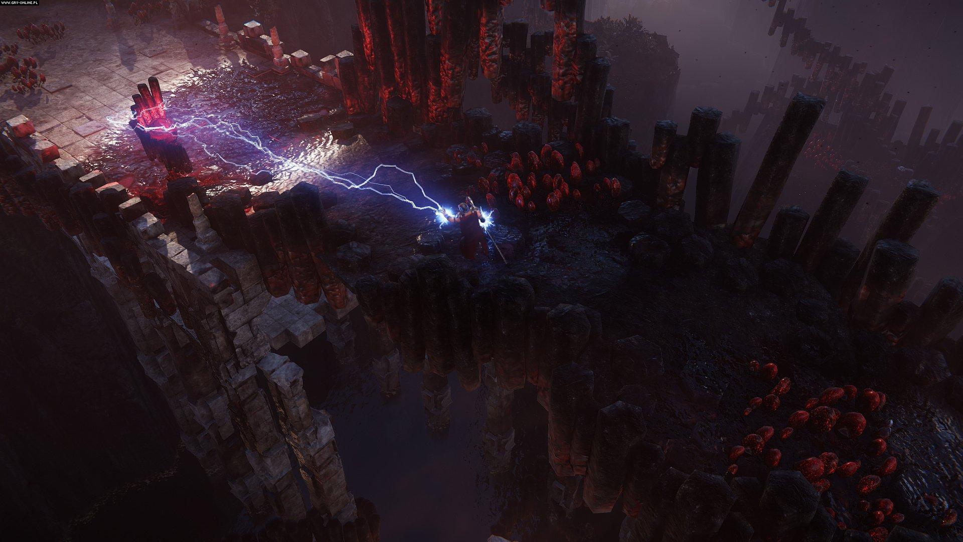 Скриншот Wolcen: Lords of Mayhem (2016) PC