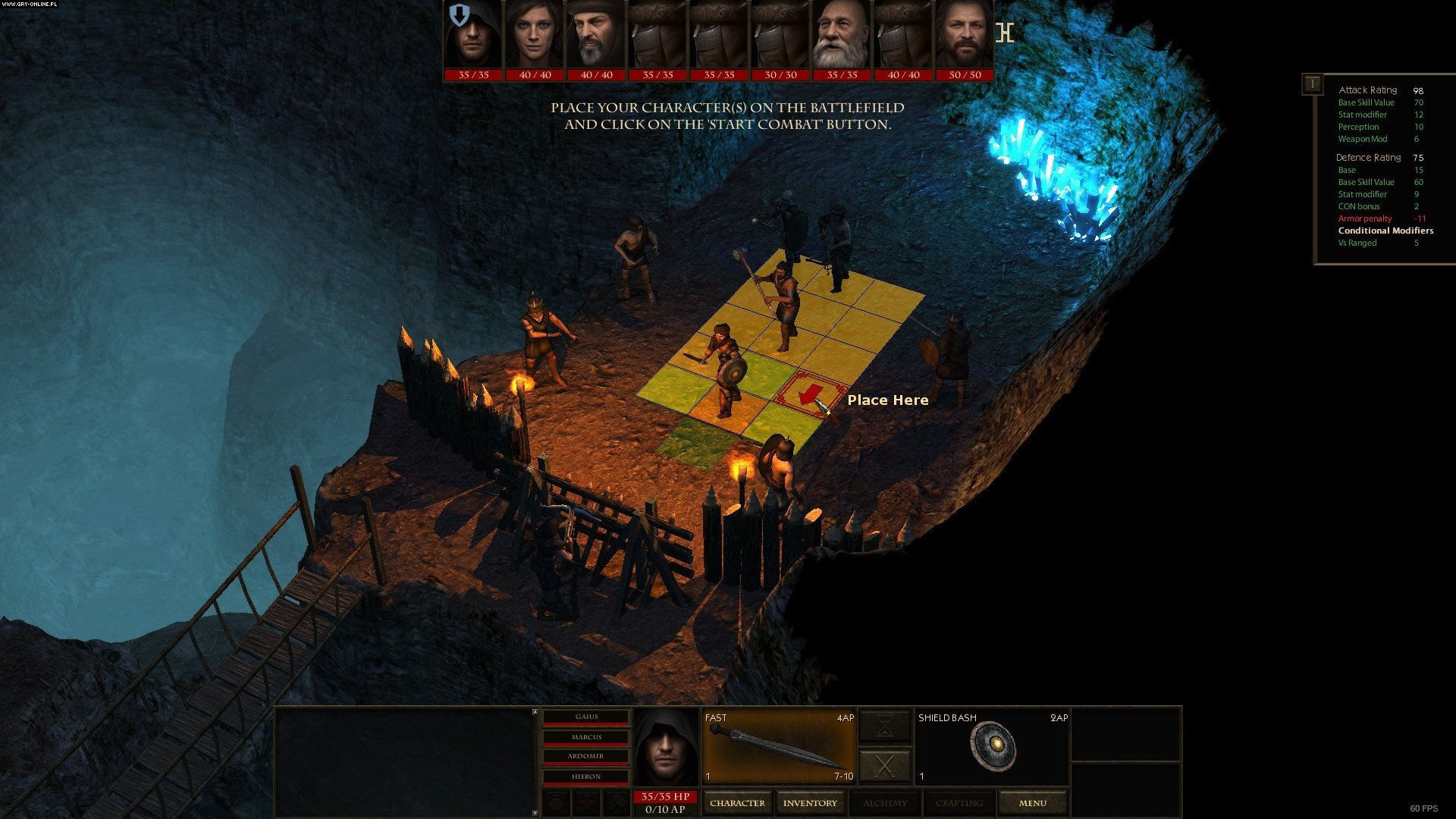 Скриншот Dungeon Rats (2016) PC