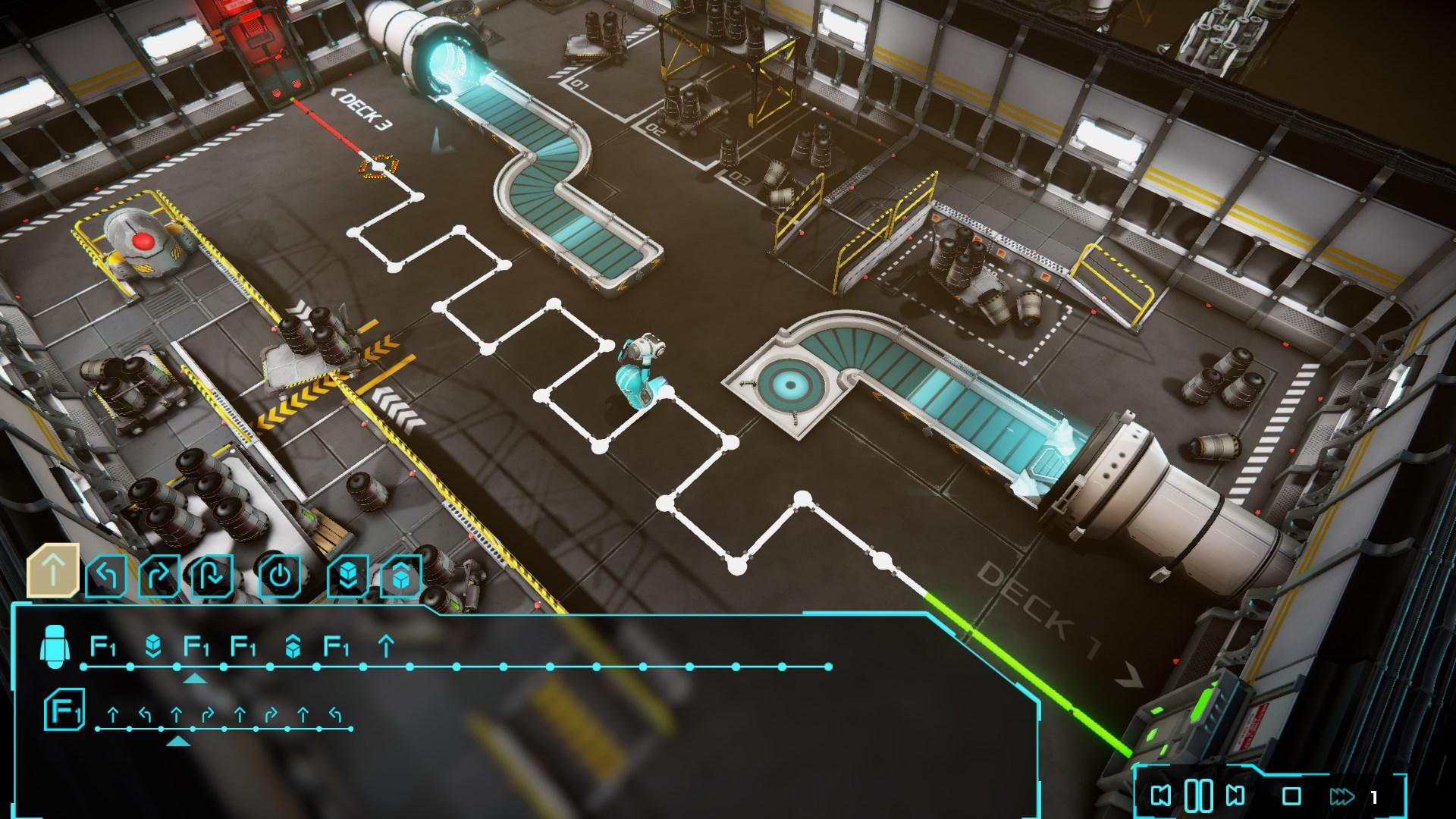 Скриншот Algo Bot (2018) PC