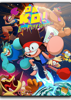 OK K.O.! Let's Play Heroes (2018) PC