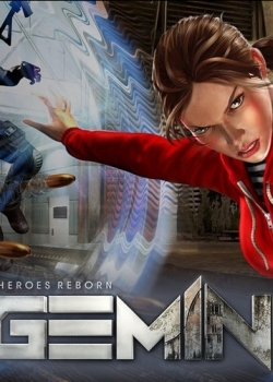 Gemini: Heroes Reborn (2016) PC