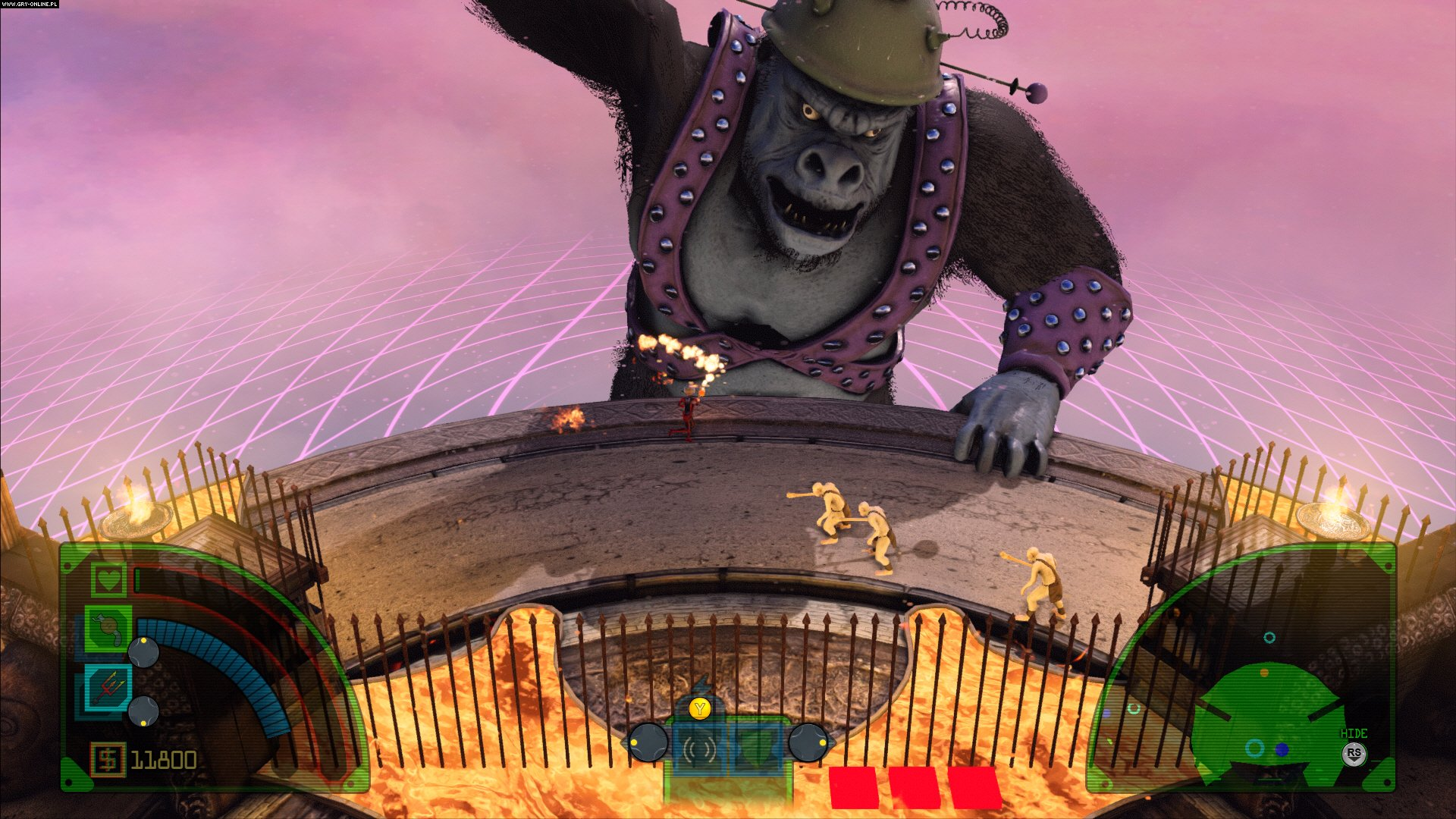 Скриншот The Deadly Tower of Monsters (2016) PC