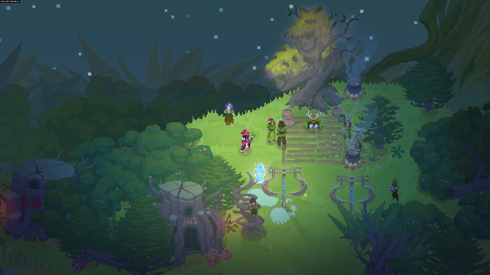 Скриншот Moon Hunters (2016) PC