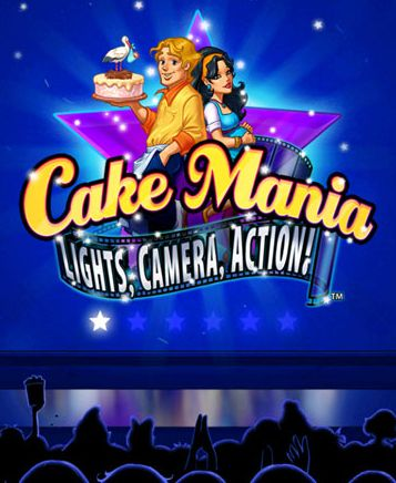 Cake Mania 5: Lights, Camera, Action (2010) PC