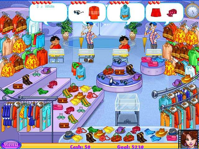 Скриншот Cake Mania 5: Lights, Camera, Action (2010) PC