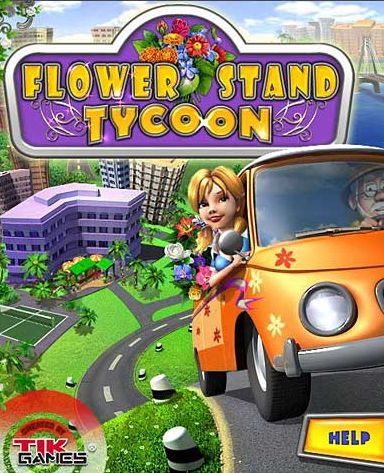 Flower Stand Tycoon (2008) PC