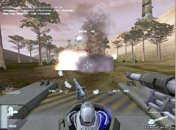 Скриншот Особь / Breed (2004) PC