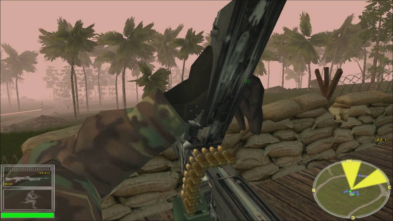 Скриншот Joint Operations: Typhoon Rising (2004) PC