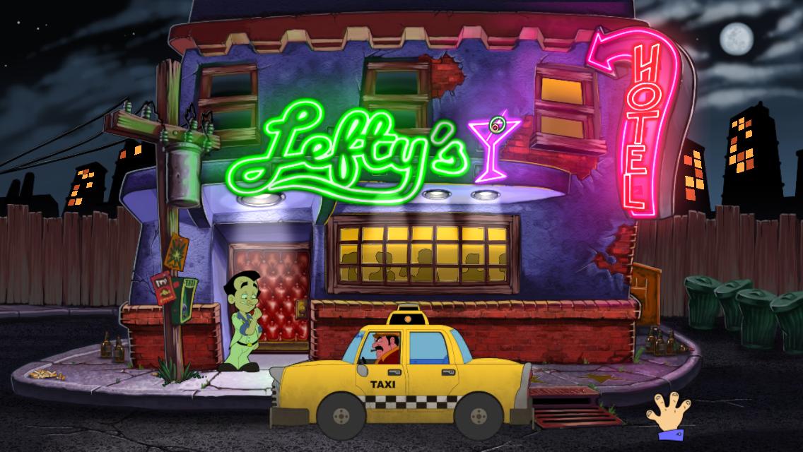 Скриншот Leisure Suit Larry 1-6 (1988-1996) PC