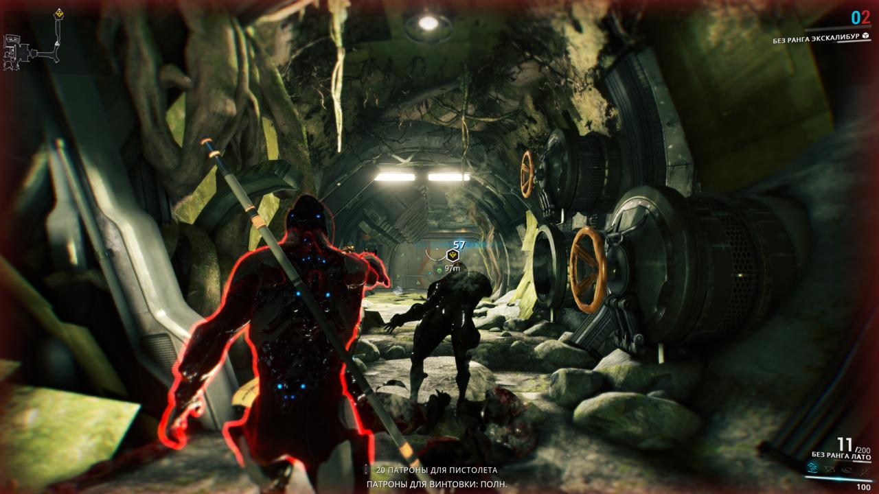 Скриншот Warframe: Shrine of the Eidolon (2014) PC