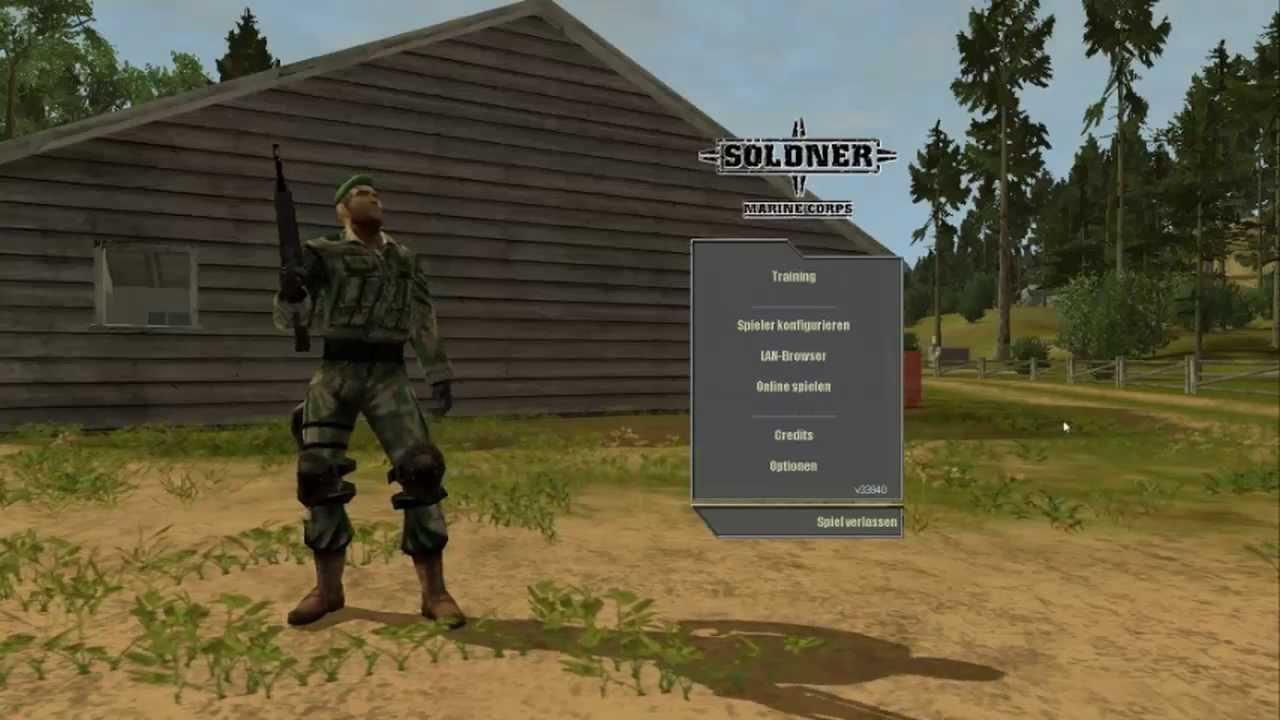Скриншот Soldner: Бойцы спецназа; Морская пехота (2004-2005)