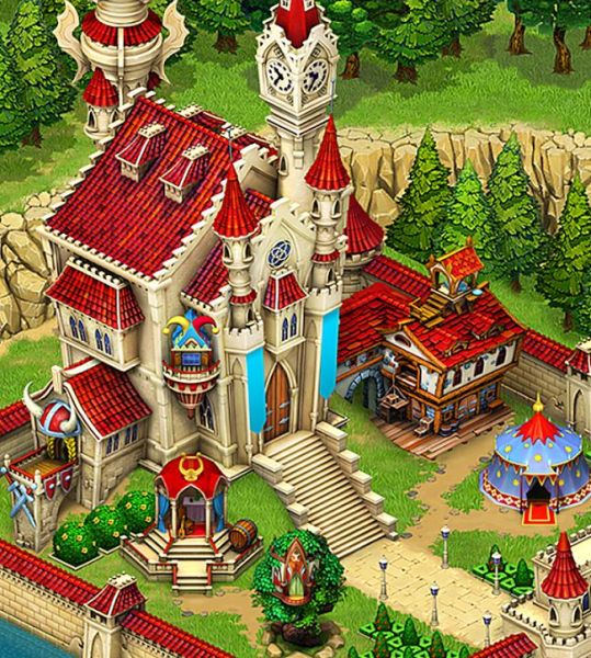 Magic Farm 2: Fairy Lands (2011) PC
