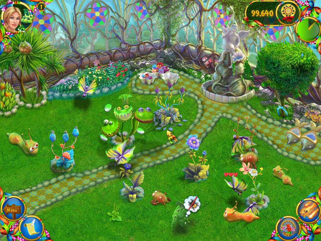 Скриншот Magic Farm 2: Fairy Lands (2011) PC