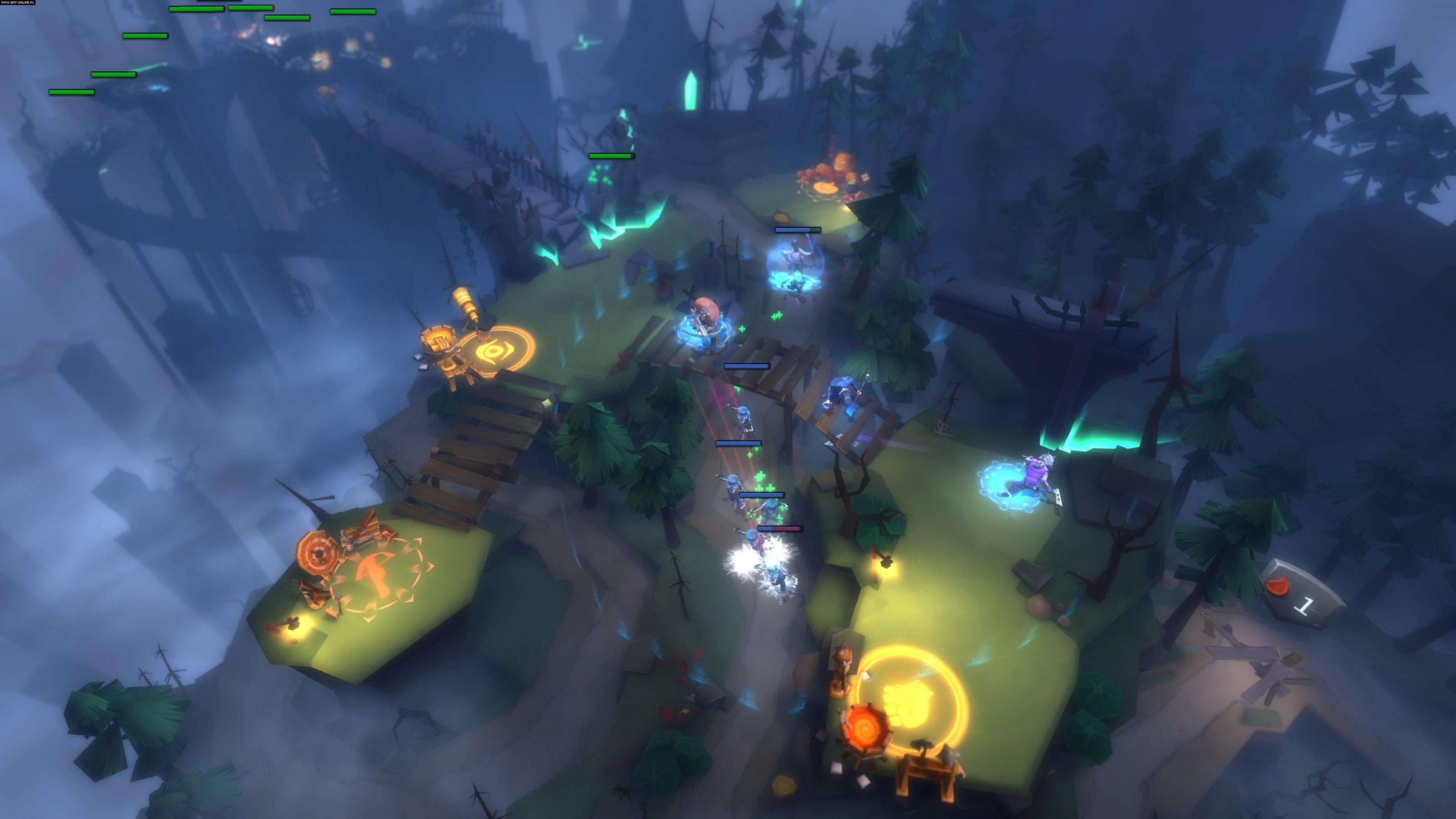 Скриншот Hero Defense - Haunted Island (2016) PC