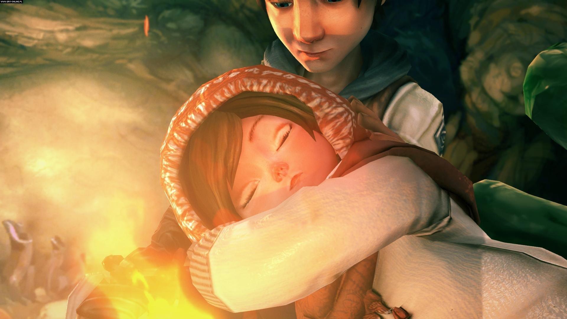 Скриншот Silence: The Whispered World 2 (2016) PC