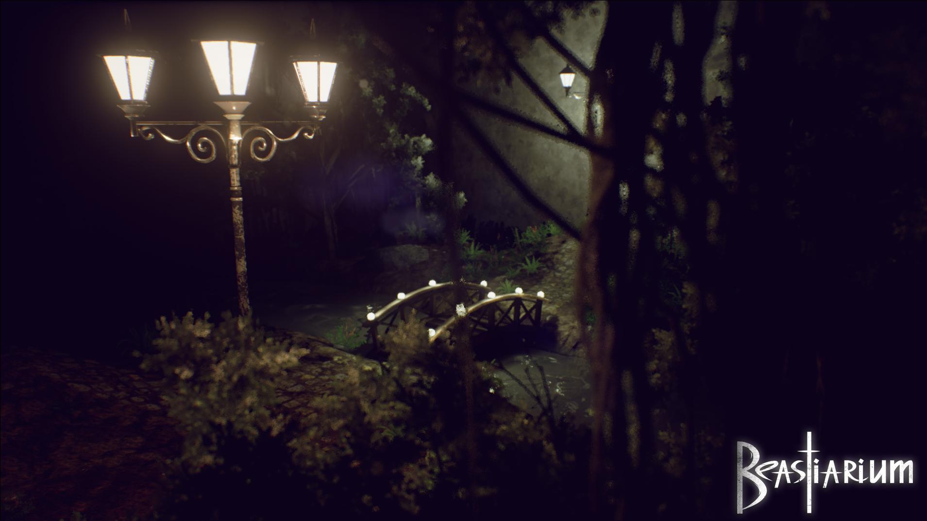 Скриншот Beastiarium (2016) PC
