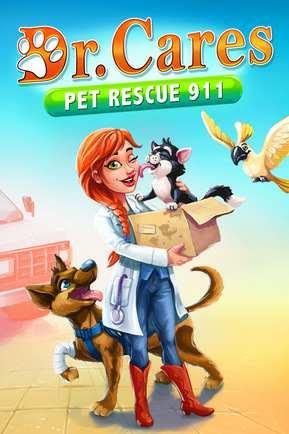 Dr. Cares Pet Rescue 911 (2017) PC