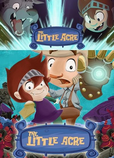 The Little Acre (2016) PC