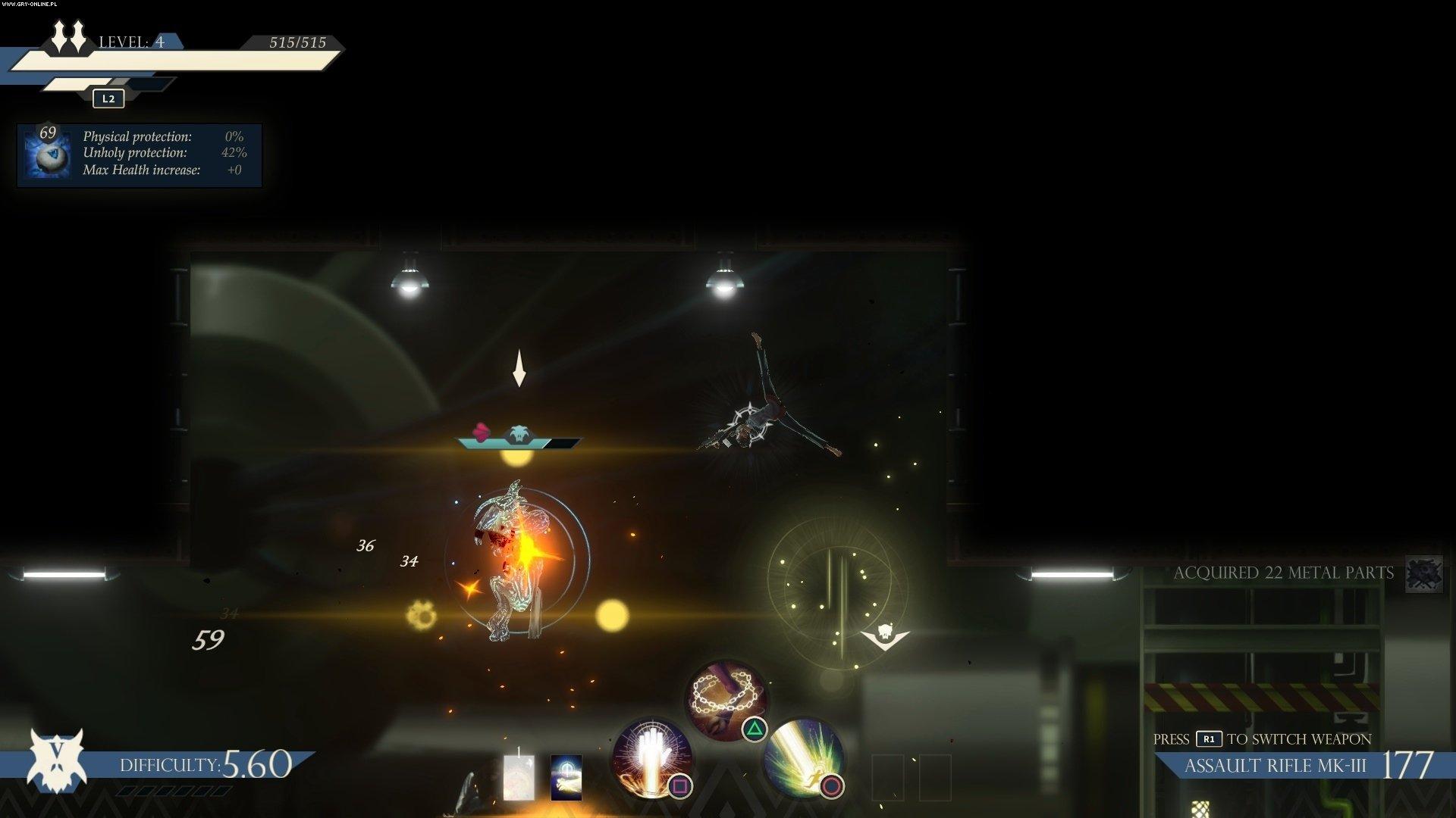 Скриншот Seraph: Deluxe Edition (2016) PC