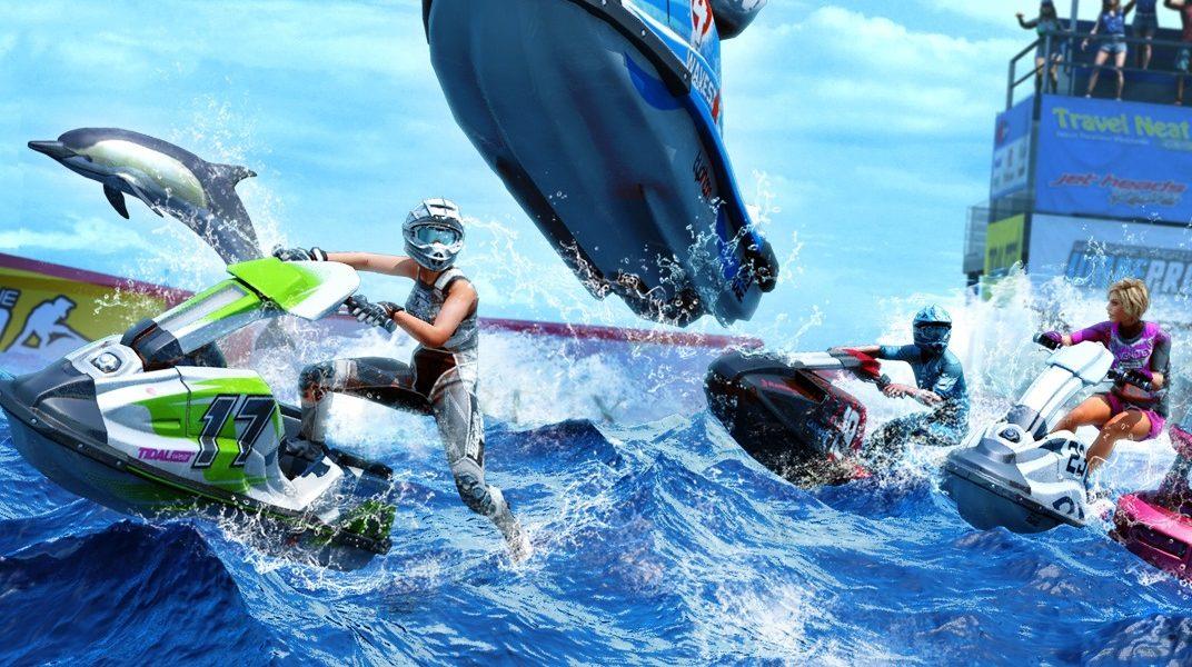 Скриншот Aqua Moto Racing Utopia (2016) PC