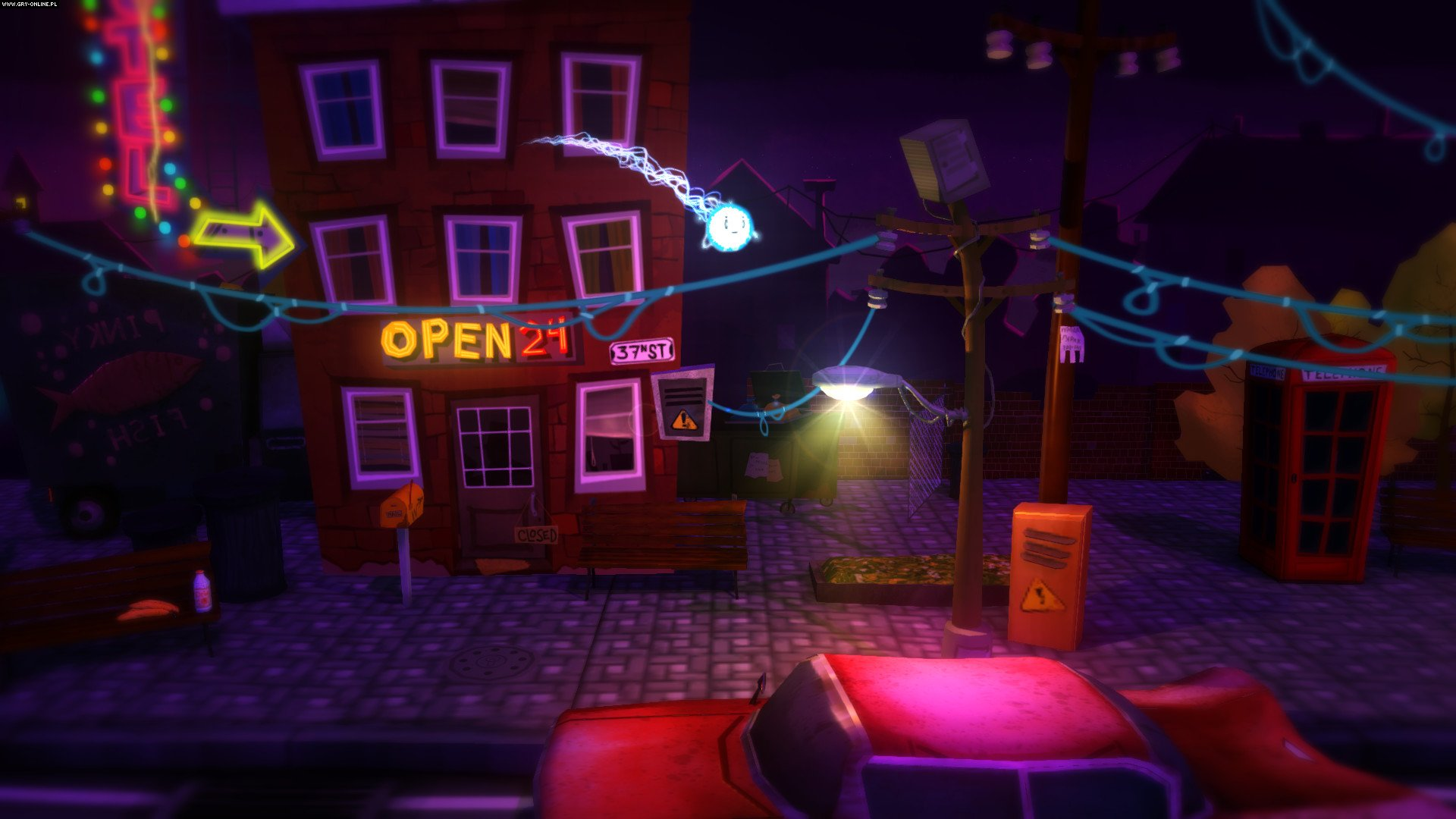 Скриншот TurnOn (2016) PC