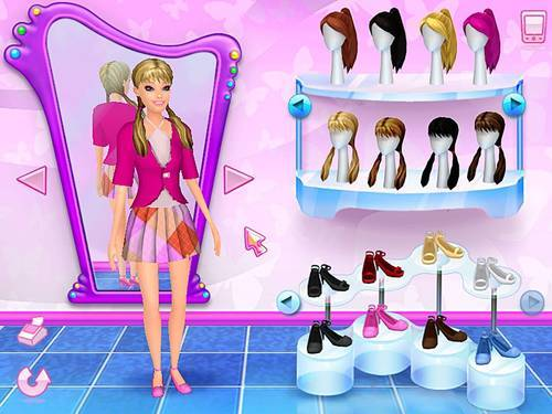 Скриншот Антология Barbie (2008) PC