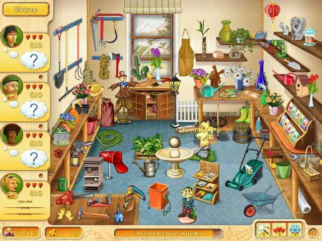 Скриншот Время спешить. История Николь (2010) PC
