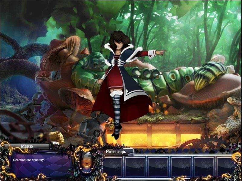Скриншот Новые приключения Алисы (2010) PC