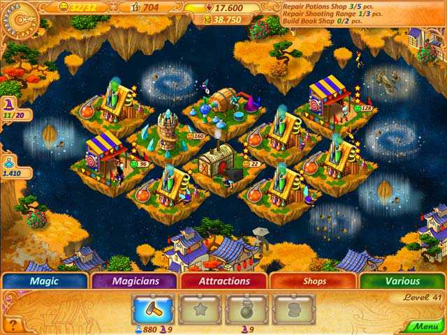 Скриншот Эбигайл и Королевство ярмарок (2010) PC