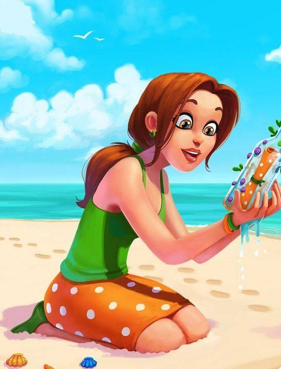 Delicious 13: Emilys Message in a Bottle (2016) PC
