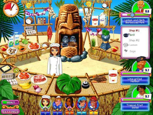 Скриншот Пальчики оближешь: Шеф-повар (2009) PC