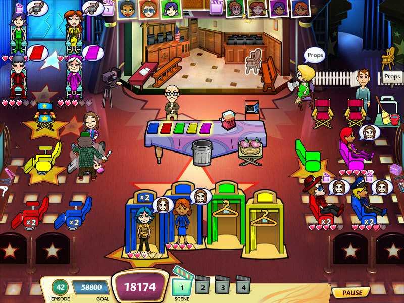 Скриншот Soap Opera Dash (2010) PC