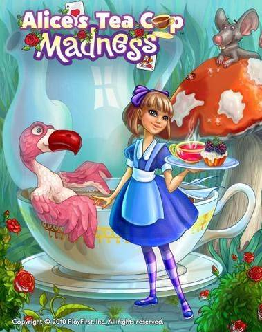Alice Tea Cup Madness (2010) PC