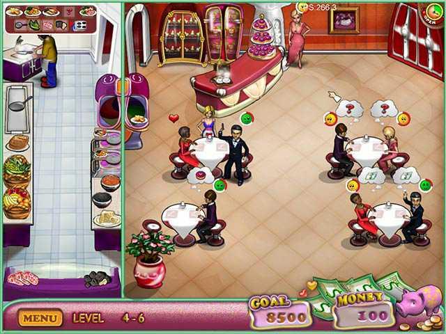 Скриншот Lovely Kitchen (2009) PC