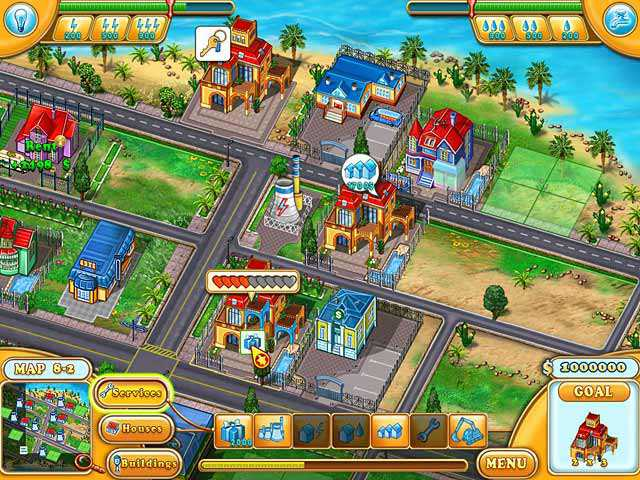 Скриншот Джейн: Город Мечты 2 (2010) PC