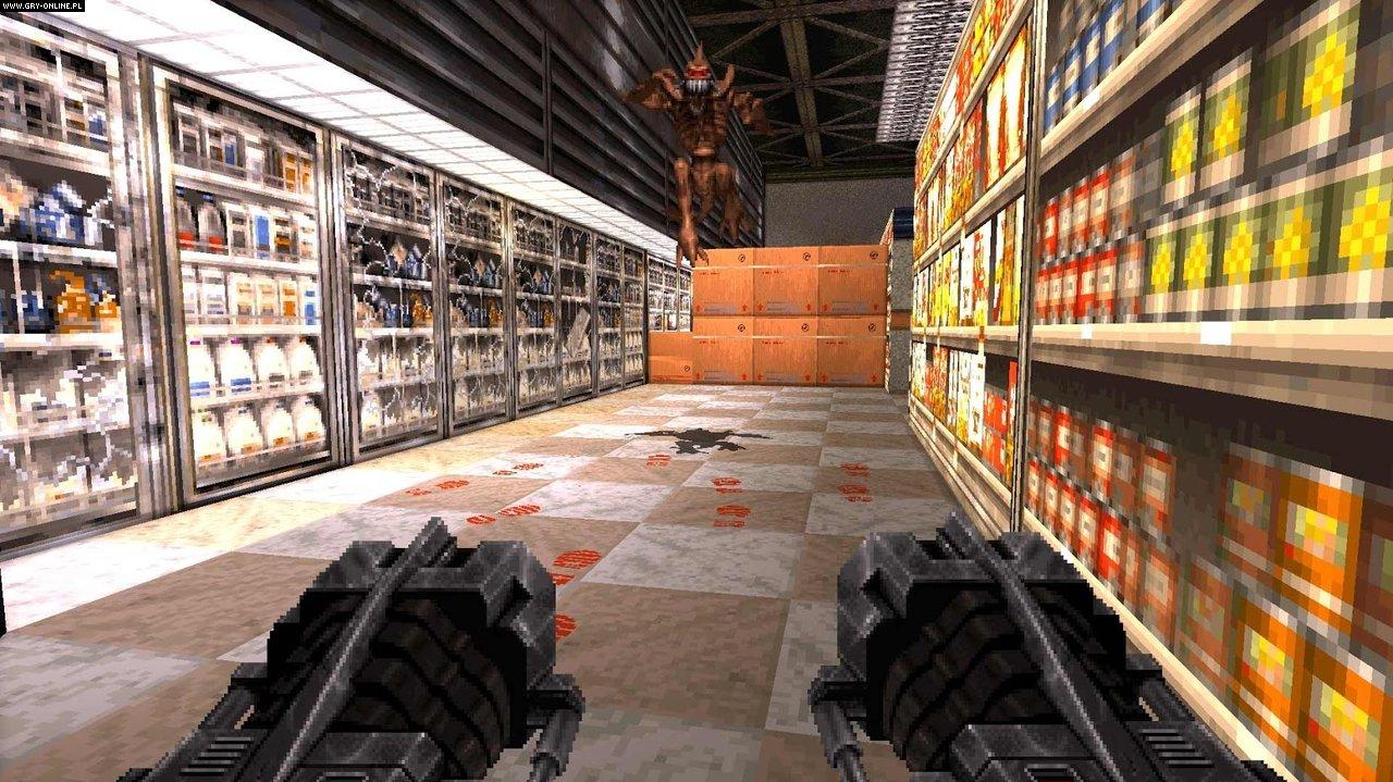 Скриншот Duke Nukem 3D: 20th Anniversary World Tour (2016) PC