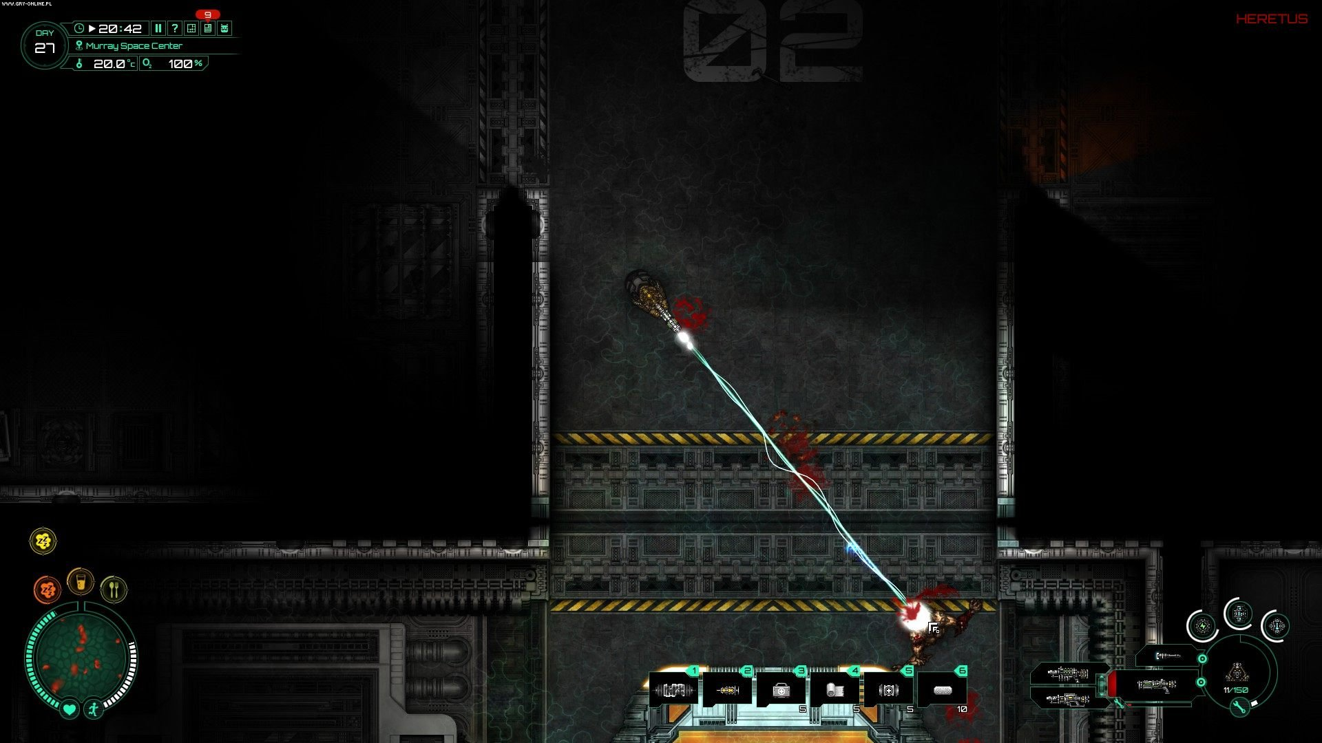 Скриншот Subterrain (2016) PC