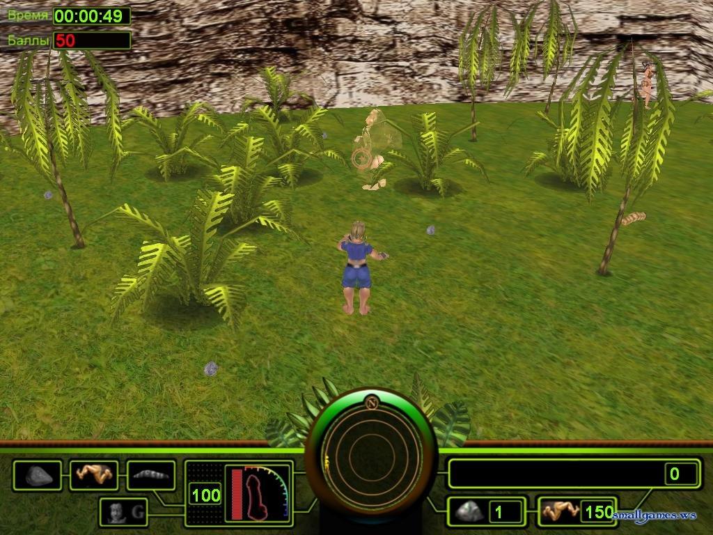 Скриншот Sex Island (2007) PC