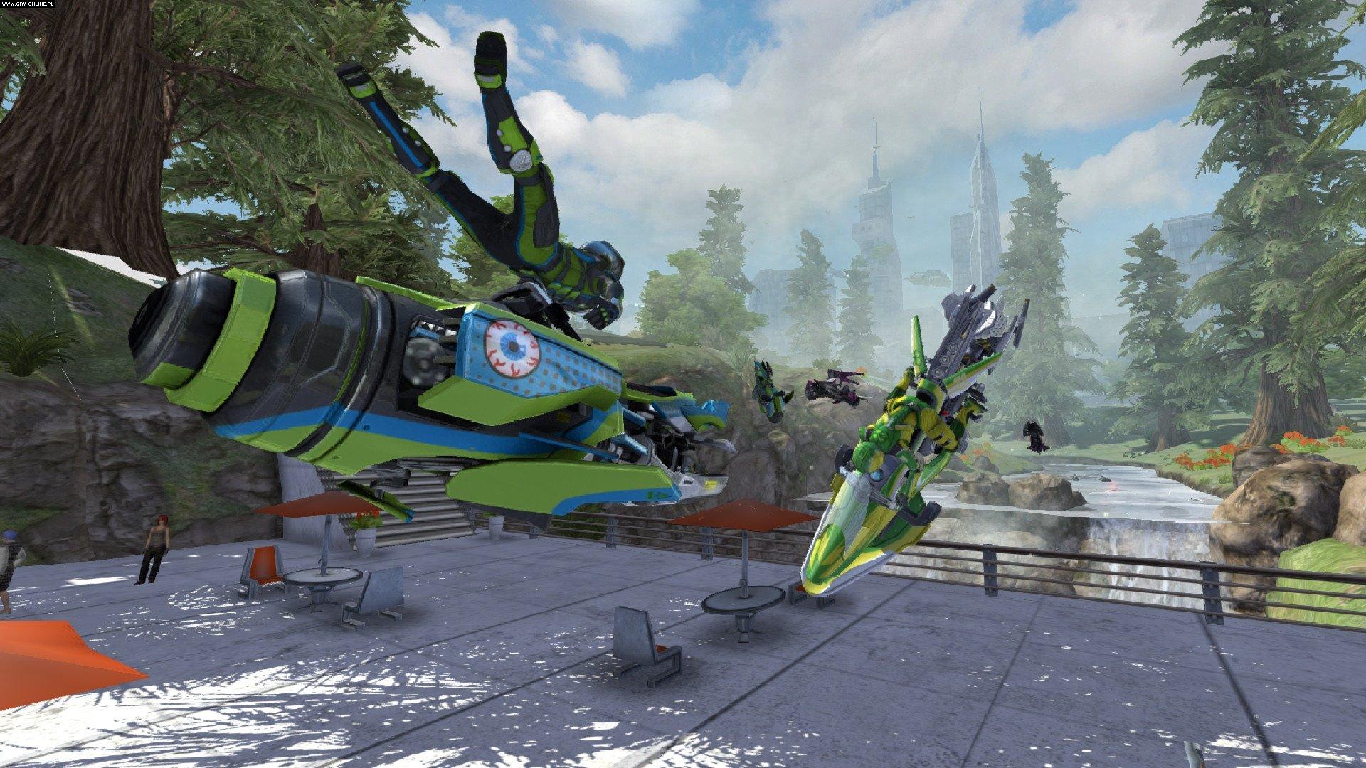 Скриншот Riptide GP: Renegade (2016) PC