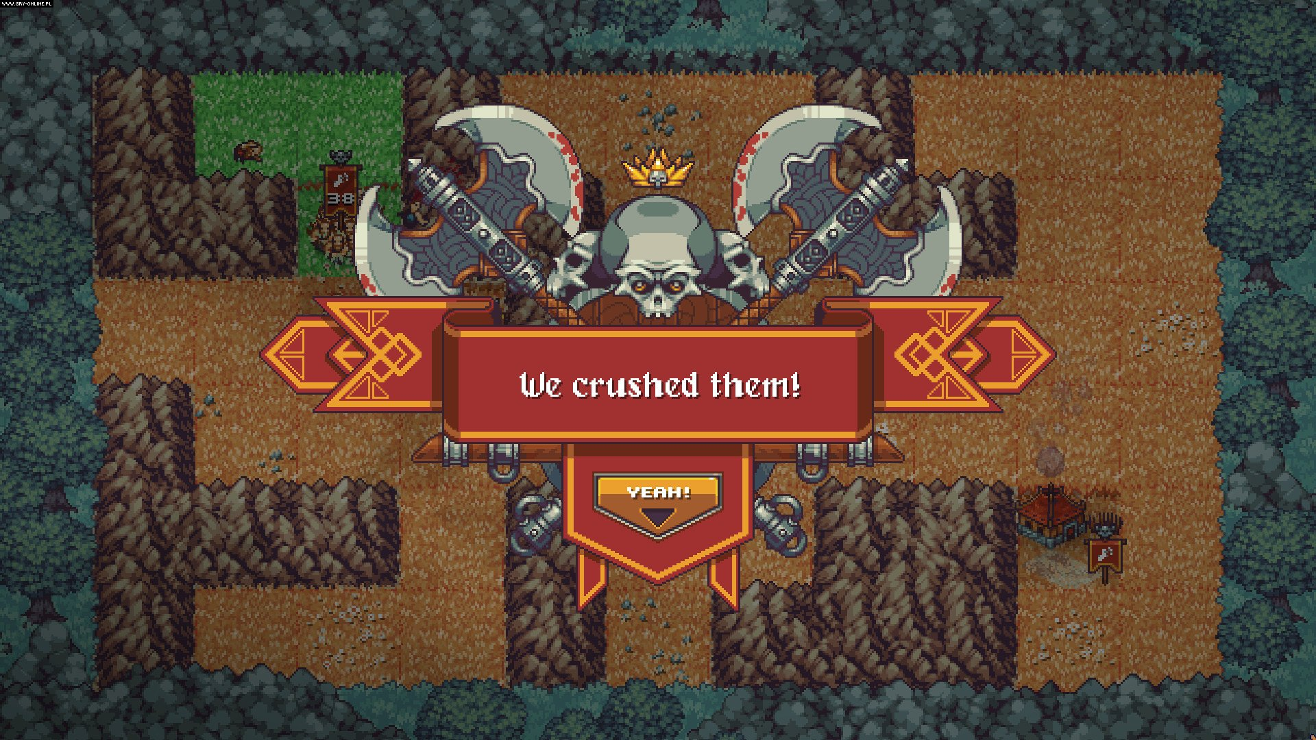 Скриншот Crush Your Enemies (2016) PC