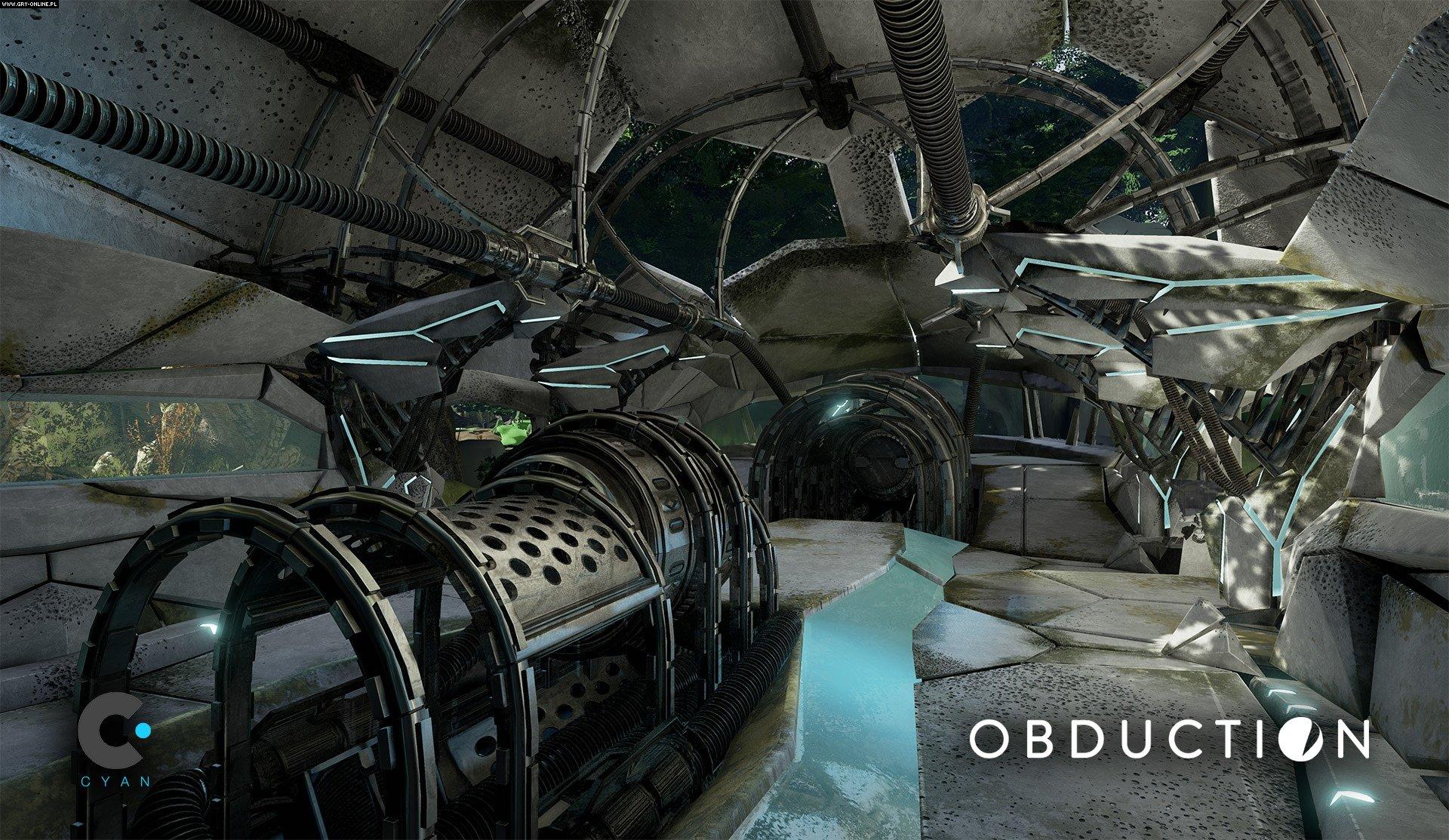 Скриншот Obduction (2016) PC