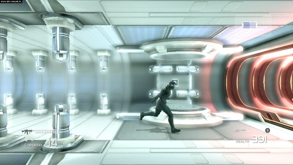 Скриншот Shadow Complex Remastered (2016) PC