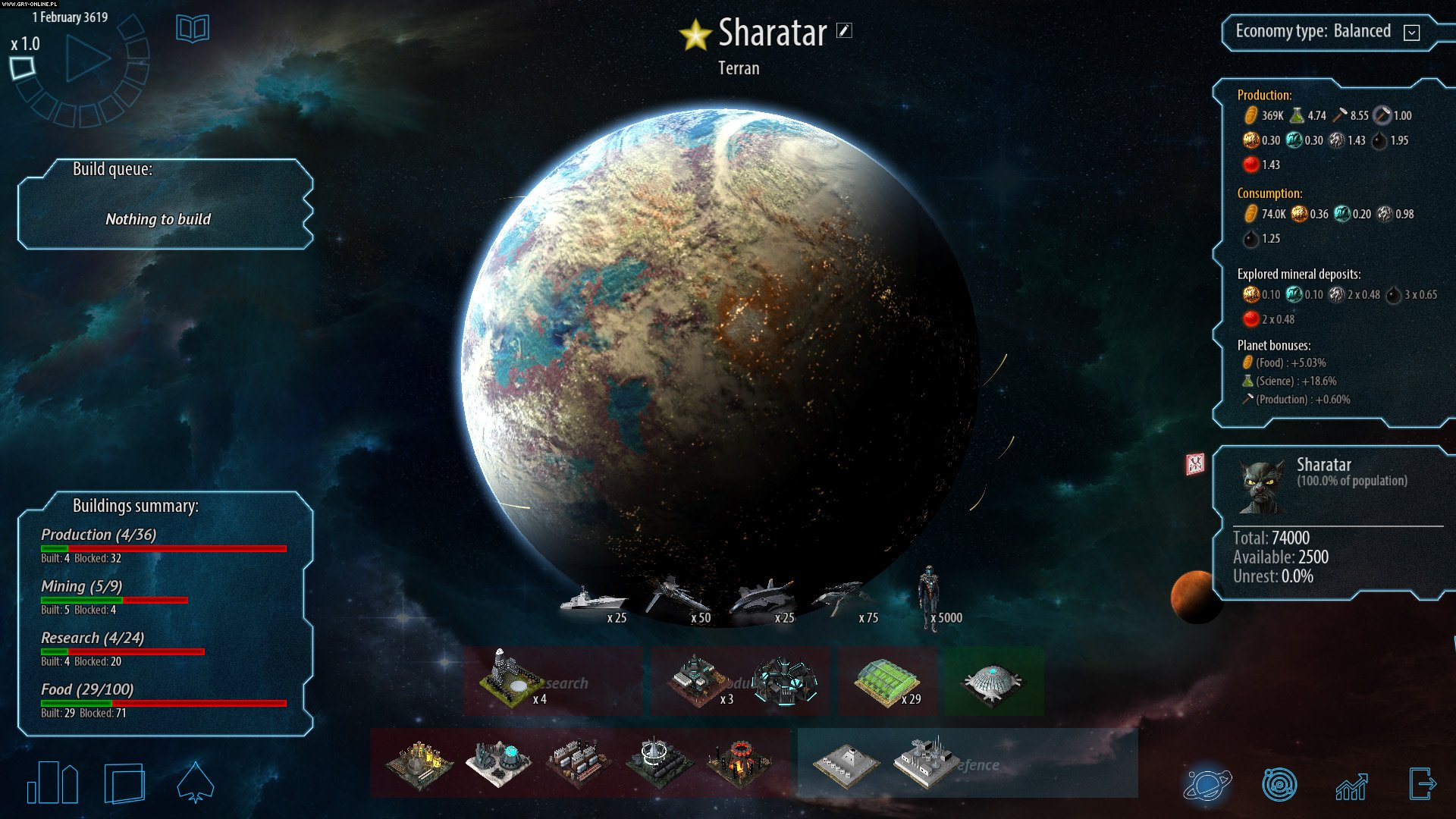 Скриншот Polaris Sector (2016) PC