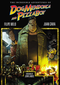 The Interactive Adventures of Dog Mendona & Pizzaboy (2016) PC
