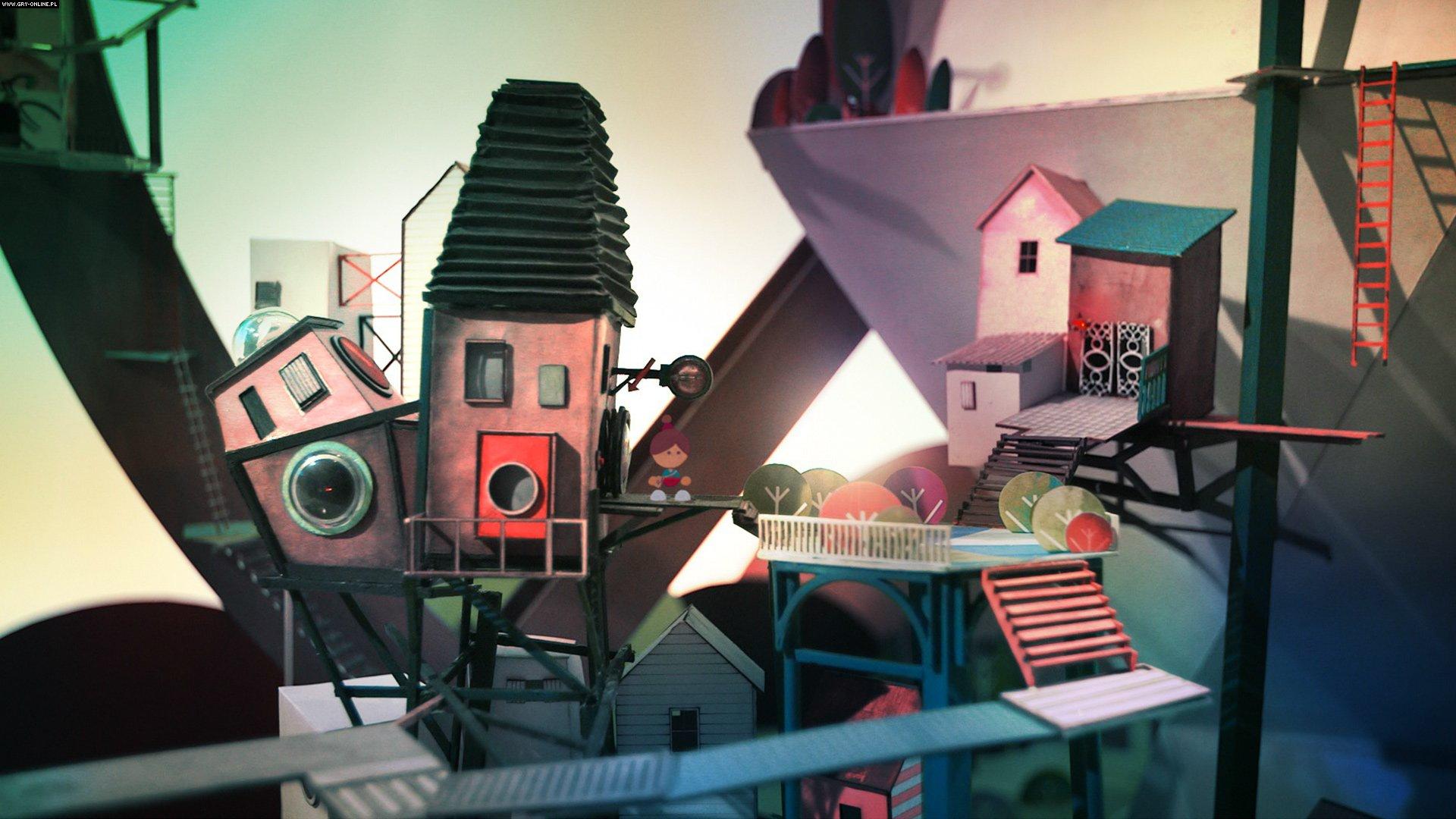 Скриншот Lumino City (2016) PC
