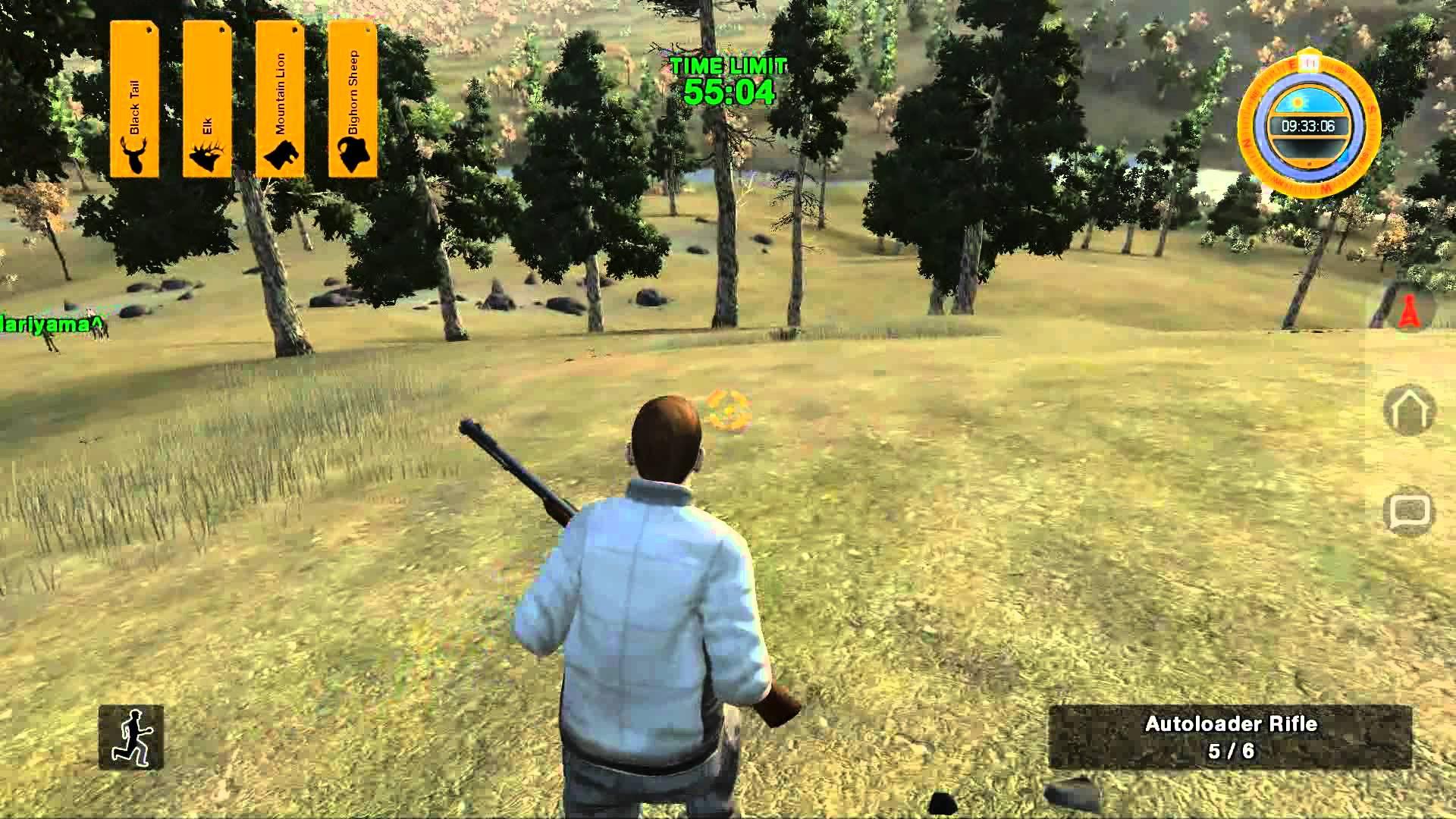 Скриншот Deer Hunter Tournament (2008) РС