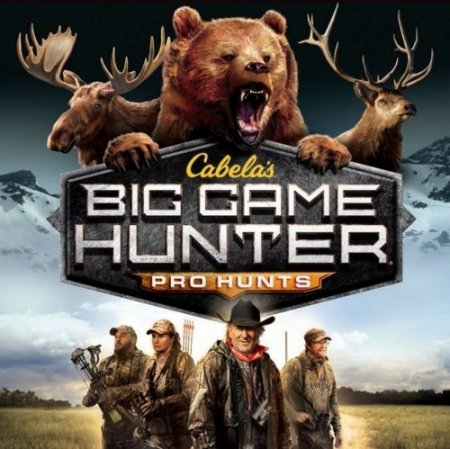 Cabela's Big Game Hunter: Pro Hunts (2014) РС