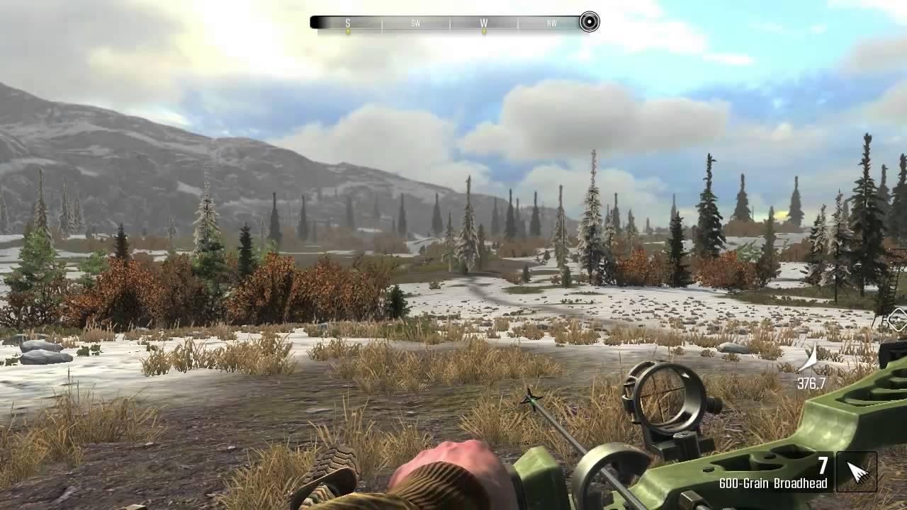 Скриншот Cabela's Big Game Hunter: Pro Hunts (2014) РС