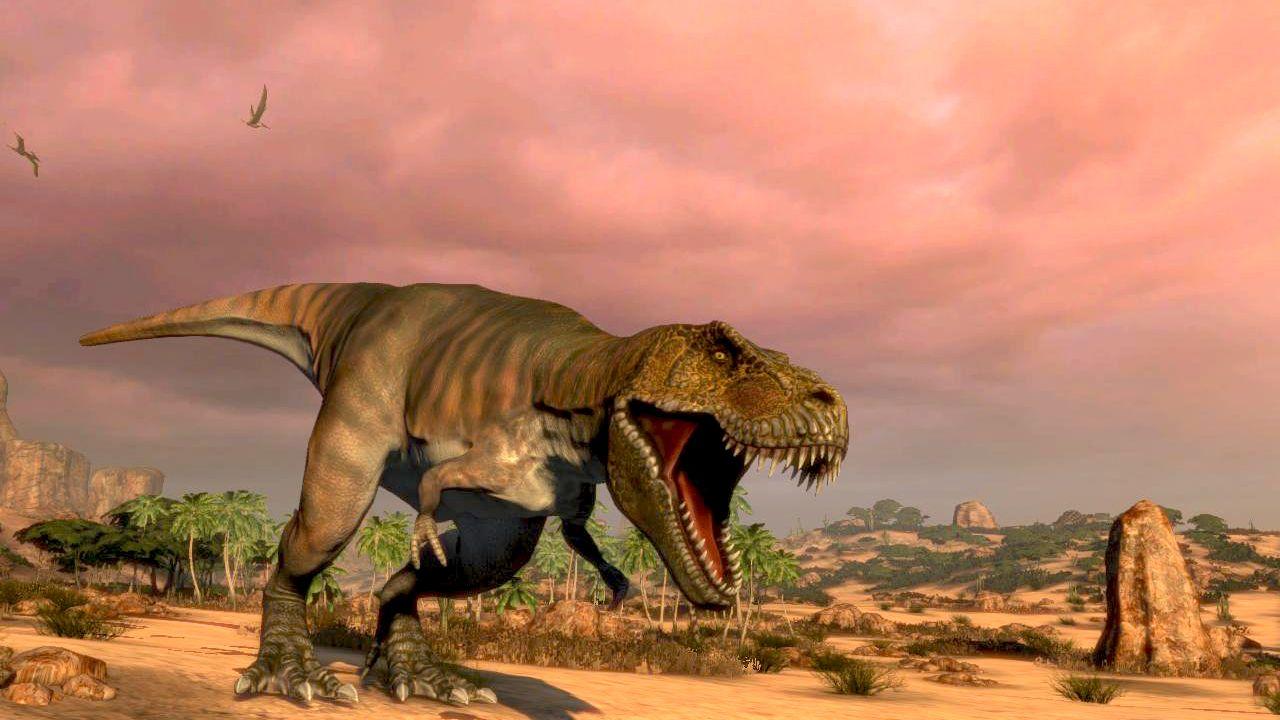 Скриншот Carnivores: Dinosaur Hunter Reborn (2015) РС