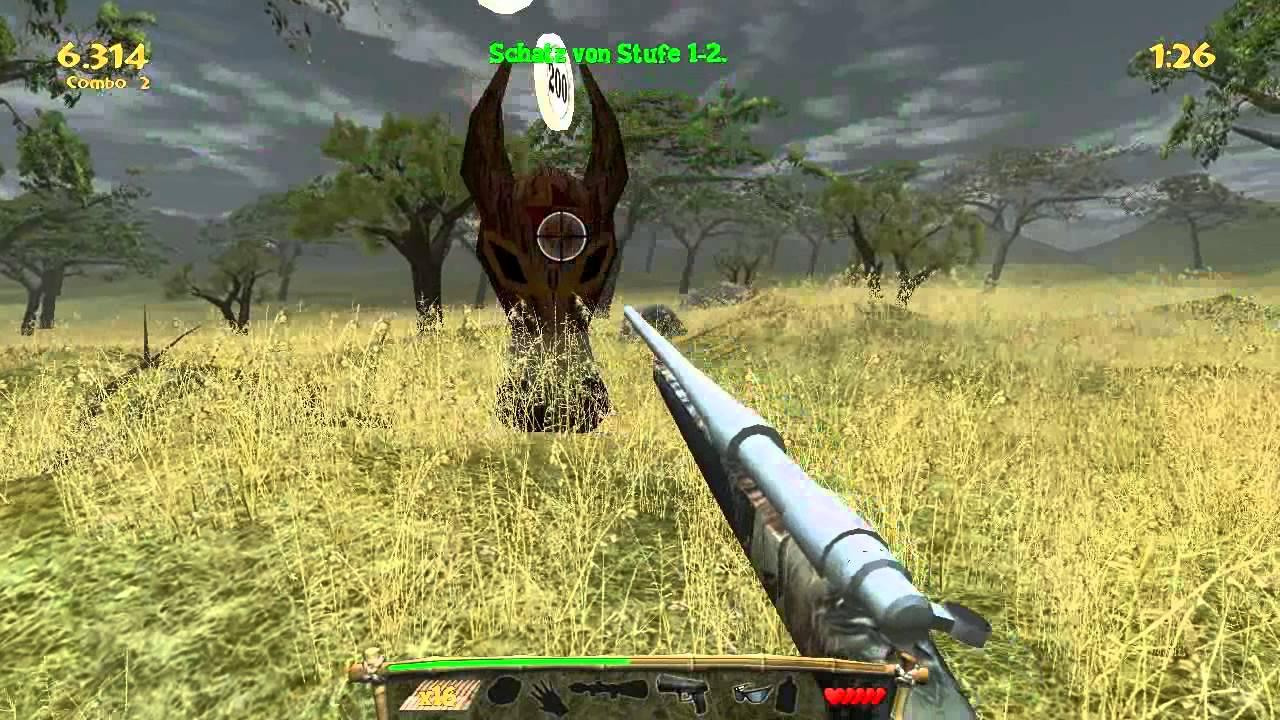 Скриншот Remington Super Slam Hunting: Africa (2010) РС